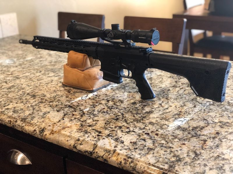 Windham Weaponry AR-10 308 18""