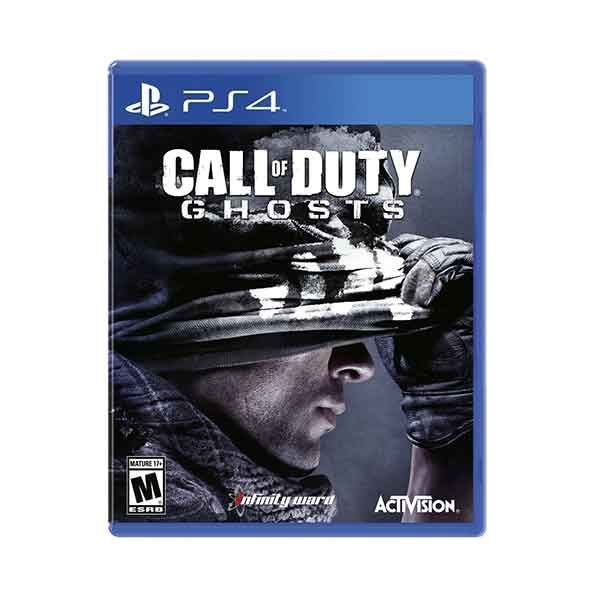 CALL OF DUTY GHOSTS PS4 I-12