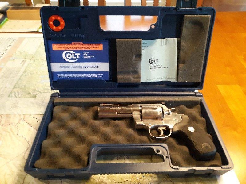 Handguns - Revolvers