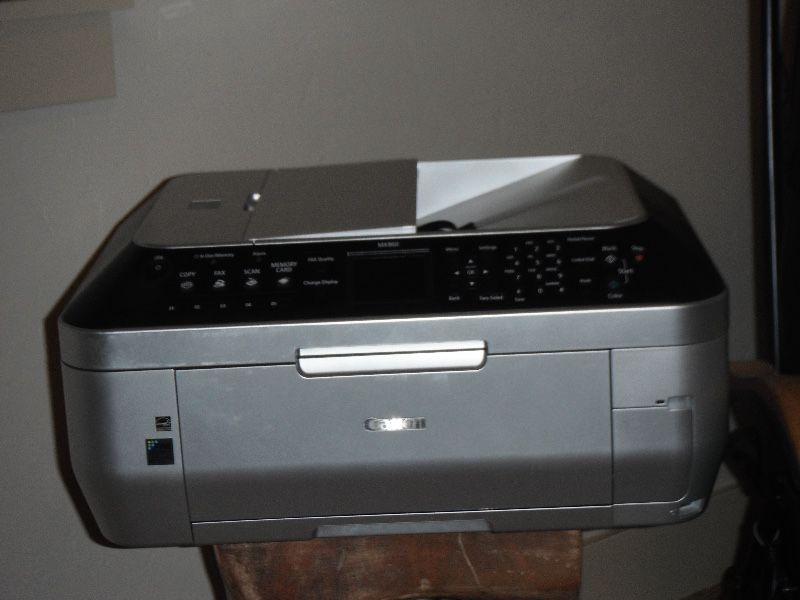 CANON PRINTER PIXMA860