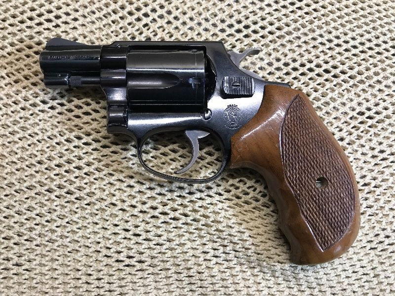S$W Model 37 Airweight
